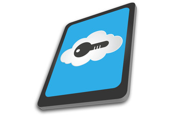 Cloud Tablet PC