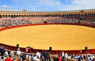Plaza de Toros, Maestranza, Sevilla, España