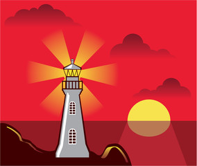 Color Lighthouse