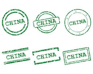 China Stempel