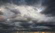 Natural background: stormy sky - 69959672