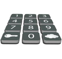 Cloud Keyboard