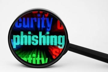 Web phishing concept