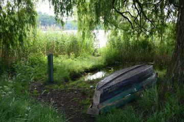 Barlinek, lake, city and surroundings