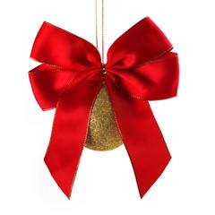 Christmas Ball With Bow