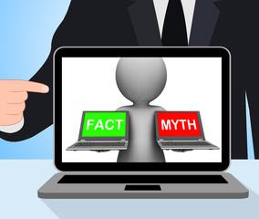 Fact Myth Laptops Displays Facts Or Mythology