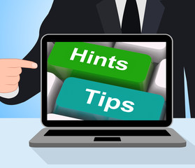 Hints Tips Computer Mean Guidance And Advice