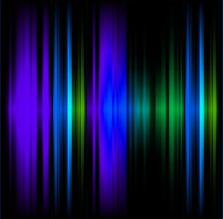 Abstract  light effect music background