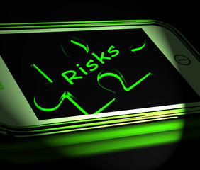 Risks Smartphone Displays Unpredictable And Risky Investment