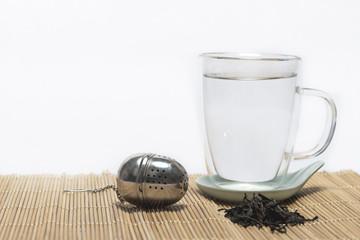 Agua para té