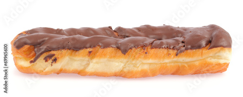 Tasteful Chocolate Eclair