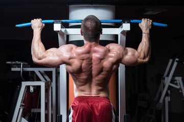 Chin Ups Workout For Back