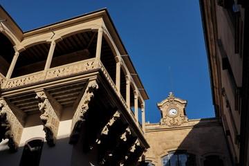 Ancien palais, Salamanque