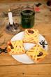 Obrazy na płótnie, fototapety, zdjęcia, fotoobrazy drukowane : Halloween toasties