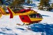 Hélicoptère de secours aux personnes