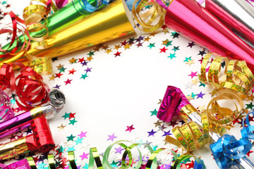 New year's party decoration