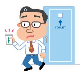 尿検査 男性