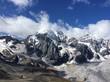 canvas print picture - Gletscher