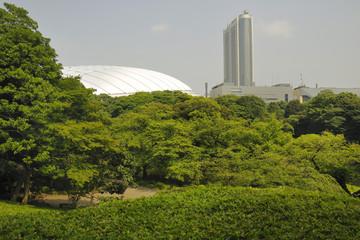 Korakuen park, Tokyo
