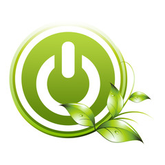 Icone nature énergie