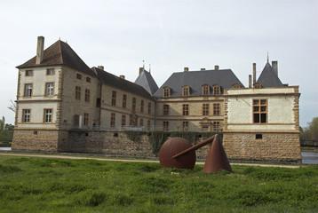 Chateau XVIIé, Cormatin, 71, saone et loire