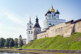 The Krom in Pskov, Russia poster