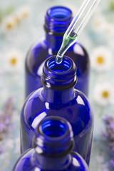 Cosmetologie et bien-être extraction d'huiles essentielles