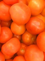 Tomatos pattern background