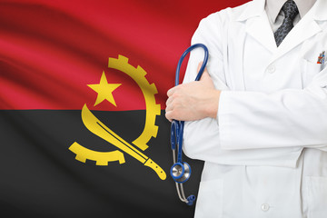 Concept of national healthcare system - Angola