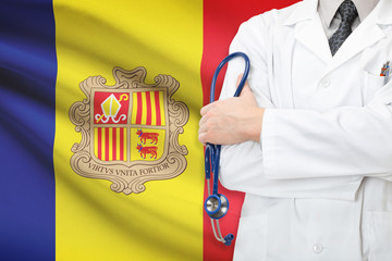 Concept of national healthcare system - Andorra