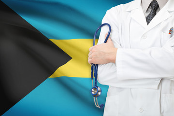 Concept of national healthcare system - Bahamas