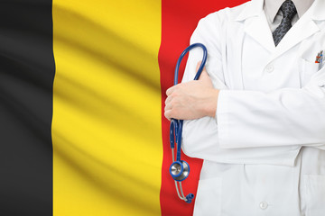 Concept of national healthcare system - Belgium