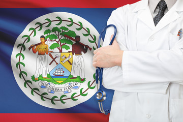 Concept of national healthcare system - Belize