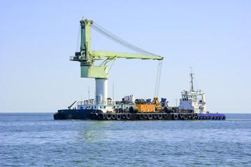 marine freighter
