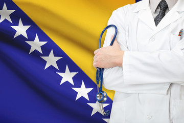 Concept of national healthcare system - Bosnia and Herzegovina