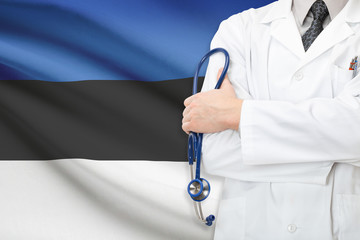 Concept of national healthcare system - Estonia