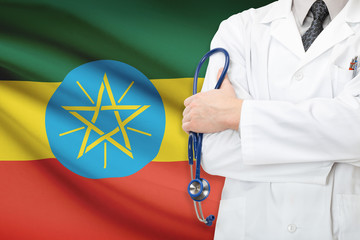 Concept of national healthcare system - Ethiopia
