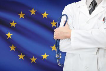 Concept of national healthcare system - EU - European Union