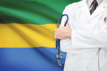 Concept of national healthcare system - Gabon