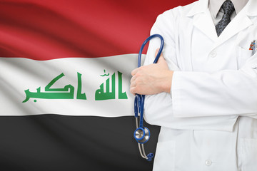 Concept of national healthcare system - Iraq