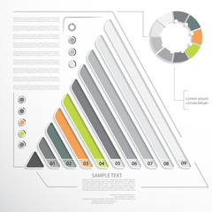 Infographic elements, design for your project