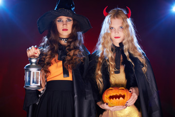 Celebration of Halloween