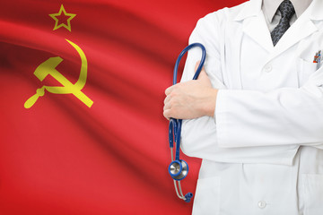 Concept of national healthcare system - USSR - Soviet Union