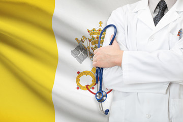 Concept of national healthcare system - Vatican City State