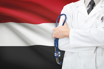 Concept of national healthcare system - Yemen