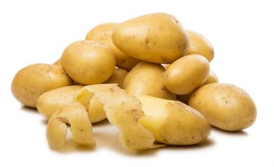 Pelando patatas
