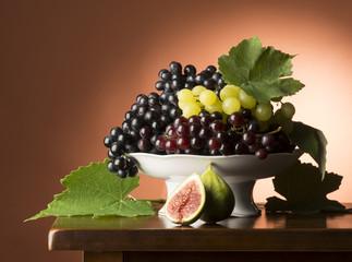autumnal fruits