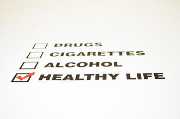 Choose you lifestyle