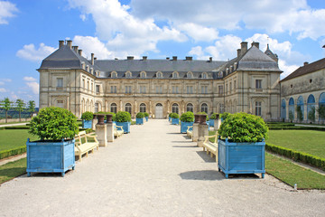 Champlitte Chateau