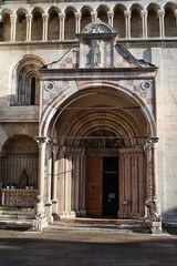 Porta settentrionale della Cattedrale di San Vigilio a Trento